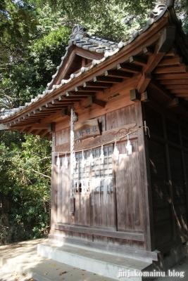 熊野神社(桶川市舎人新田)5