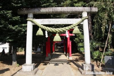 氷川神社(桶川市坂田)3