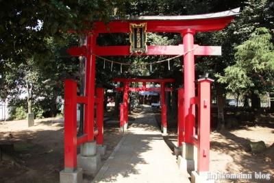 氷川神社(桶川市坂田)4
