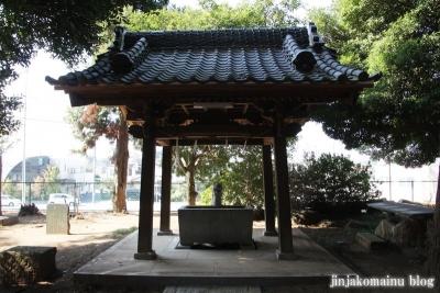 氷川神社(桶川市坂田)7