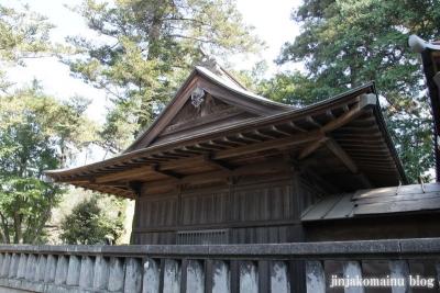 氷川神社(桶川市坂田)13
