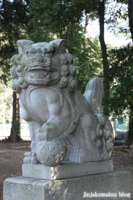 氷川神社(桶川市坂田)9