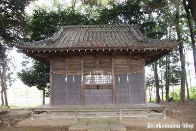 八雲神社(桶川市坂田)3
