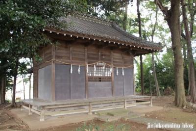 八雲神社(桶川市坂田)4