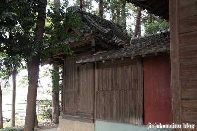 八雲神社(桶川市坂田)5