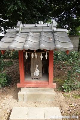 甲子神社(桶川市坂田)3