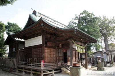 稲荷神社(桶川市寿)10