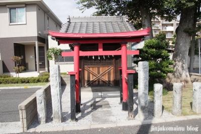 稲荷神社(桶川市寿)22