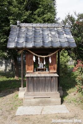稲荷神社(桶川市寿)17