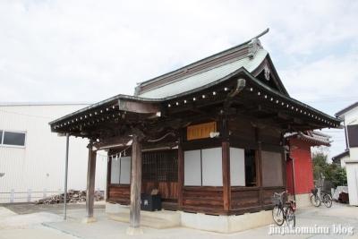 氷川神社(上尾市浅間台)7