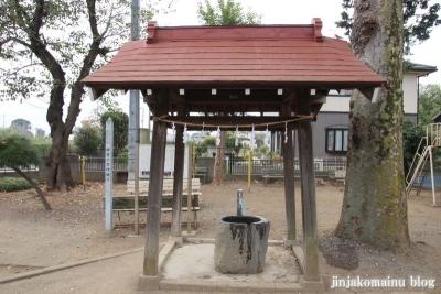 諏訪神社(上尾市畦吉)6