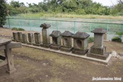 諏訪神社(上尾市畦吉)15