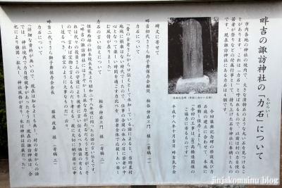諏訪神社(上尾市畦吉)17