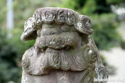 諏訪神社(上尾市畦吉)27