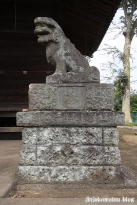 諏訪神社(上尾市畦吉)18