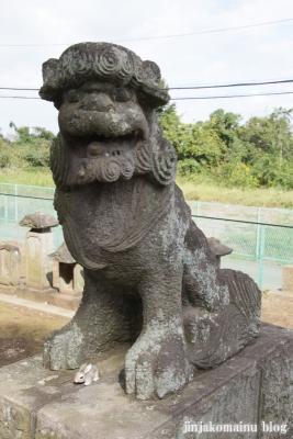 諏訪神社(上尾市畦吉)19