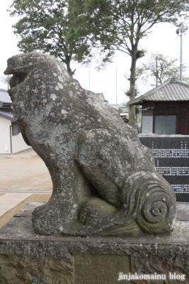 諏訪神社(上尾市畦吉)24