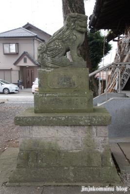 八枝神社(上尾市平方)23
