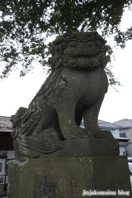八枝神社(上尾市平方)24