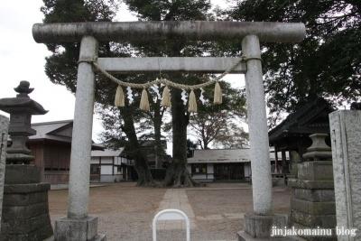 八枝神社(上尾市平方)4