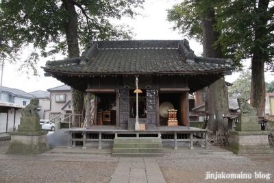 八枝神社(上尾市平方)11