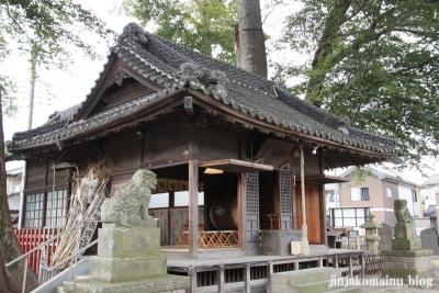 八枝神社(上尾市平方)13