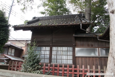 八枝神社(上尾市平方)14