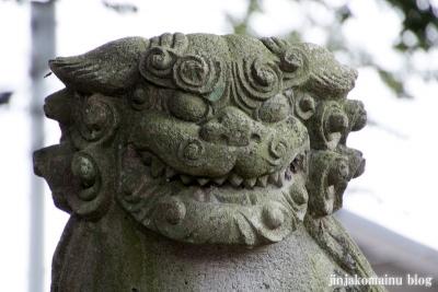 八枝神社(上尾市平方)27