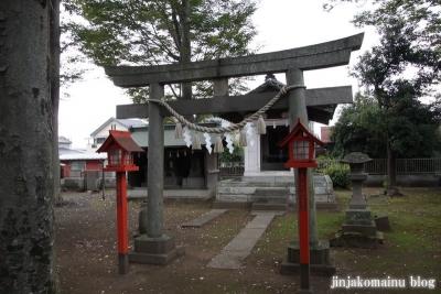 橘神社(上尾市平方)11