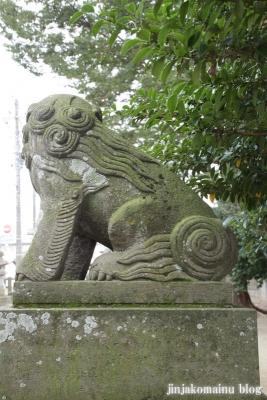 橘神社(上尾市平方)25