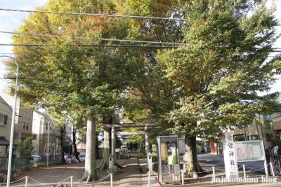 愛宕神社(上尾市愛宕)1