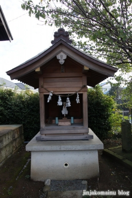 天神社(上尾市西宮下)7