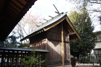 神明社(上尾市向山)9