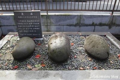 神明社(上尾市向山)12