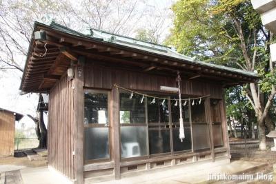 稲荷神社(上尾市向山)5