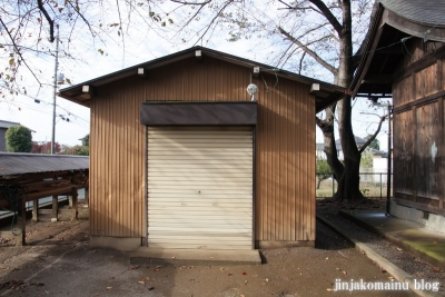 稲荷神社(上尾市向山)7