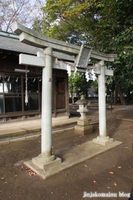 稲荷神社(上尾市向山)3