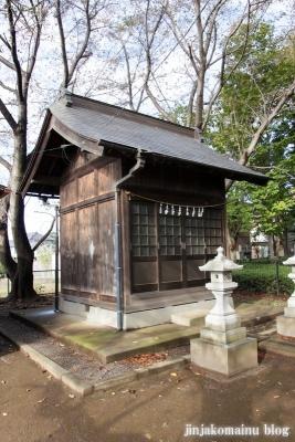 稲荷神社(上尾市向山)6