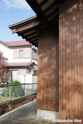 神明社(上尾市川)6