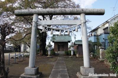 神明社(上尾市川)3