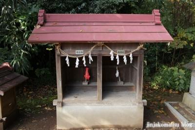 氷川神社(上尾市今泉)15