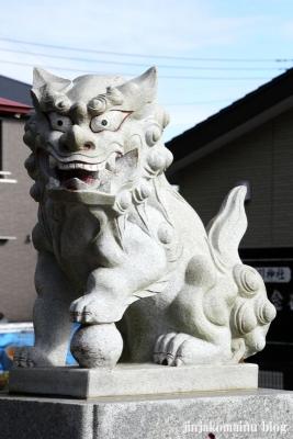 氷川神社(上尾市今泉)6