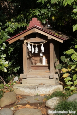 氷川神社(上尾市今泉)13