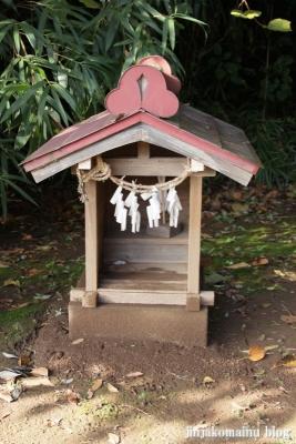 氷川神社(上尾市今泉)16