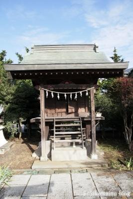 稲荷神社(上尾市今泉)3