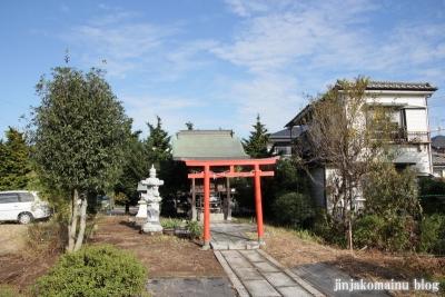 稲荷神社(上尾市今泉)1