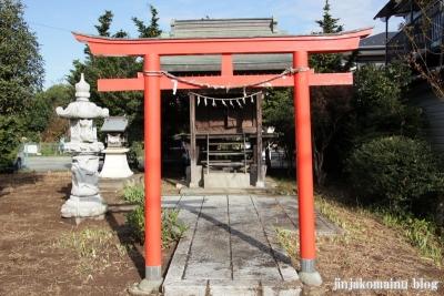 稲荷神社(上尾市今泉)2