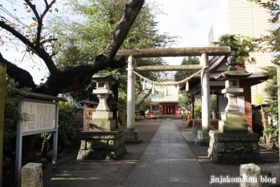 氷川鍬神社(上尾市宮本町)1