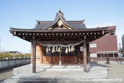 愛宕神社(上尾市壱丁目)6