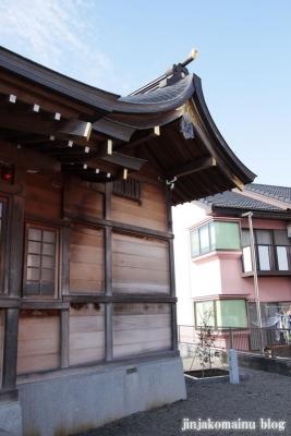 愛宕神社(上尾市壱丁目)9